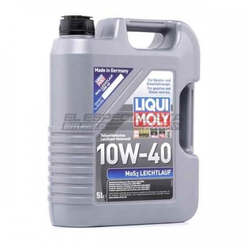 MoS2 Leichtlauf 10W-40 5 lt
