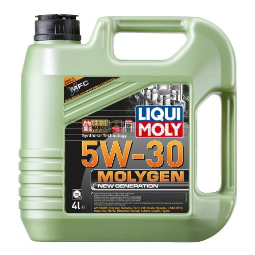 Molygen New Generation 5W-30 4 lt