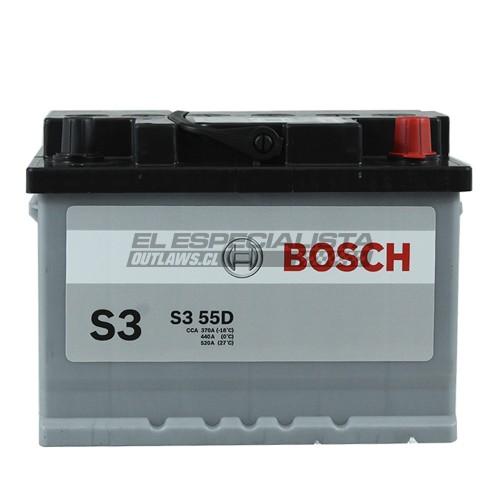 BOSCH 55AH 39S355D