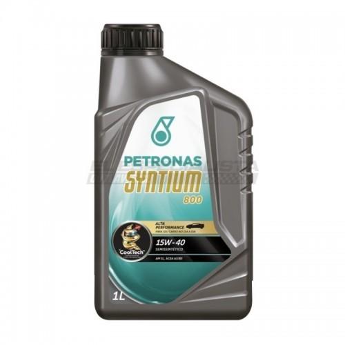PETRONAS Syntium 800 SE SN + 15W40 1 lt