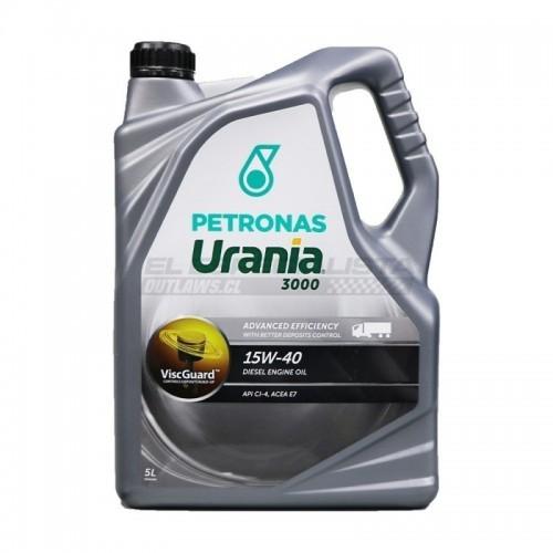 PETRONAS URANIA 3000 SE 15W40 4 lt