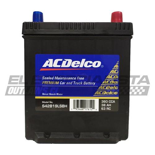 Bateria ACDelco 38 Ah - derecho