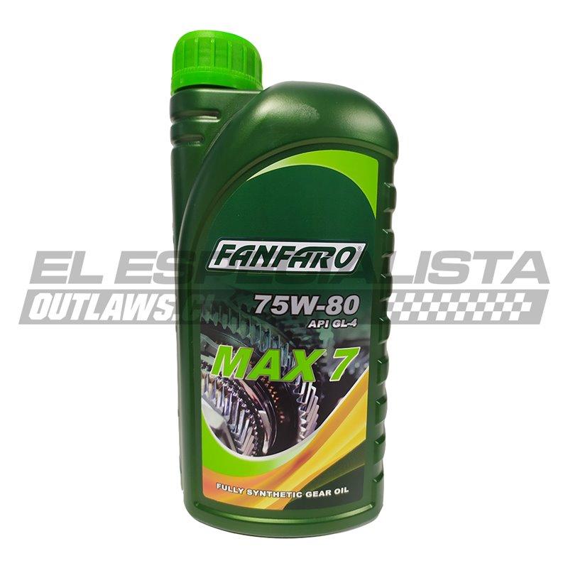 FANFARO MAX 7 75w80 1Lt