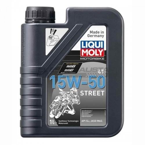 Motorbike 4T 15W-50 Street 1 lt
