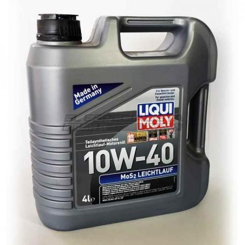 MoS2 Leichtlauf 10W-40 4 lt